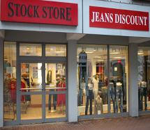 Eingang Stock-Store